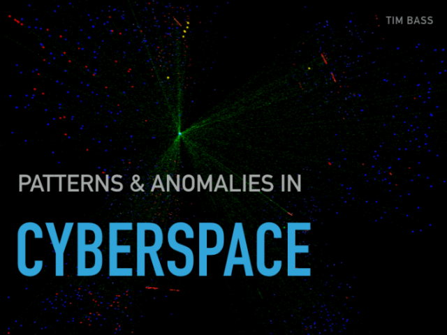 Patterns and Anomalies Cyberspace